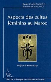 Aspects des cultes féminins au Maroc