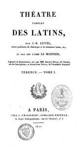 Théàtre complet des Latins: Volume9
