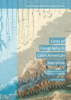Lines of Geography in Latin American Narrative PDF