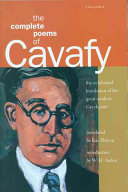 The Complete Poems of Cavafy  i e  K  P  Kabaph  s  PDF