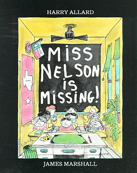 Download Miss Nelson is Missing  Book