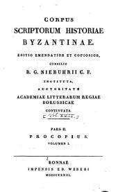 Corpus scriptorum historiae byzantinae: Chronicon paschale ... rec. L. Dindorfius. 1832