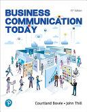 Business Communication Today PDF