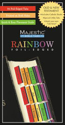 Majestic Rainbow Bible Tabs Book PDF