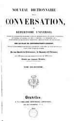 Nouveau dictionnaire de la conversation PDF