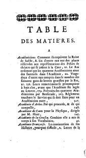 Histoire de l'Académie françoise: Volume2