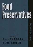 Food Preservatives PDF