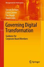 Governing Digital Transformation