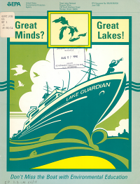 Great Minds  Great Lakes  PDF