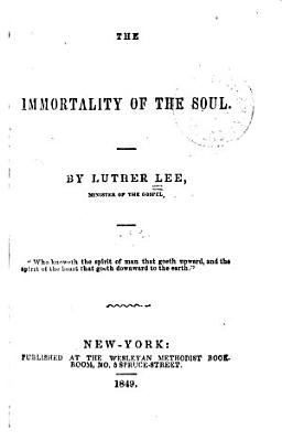 The Immortality of the Soul PDF