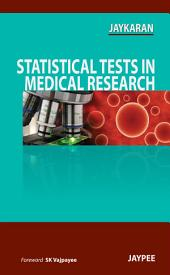 Statistical Tests in Medical Research