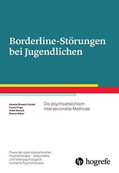Borderline St  rungen bei Jugendlichen PDF