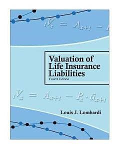 Valuation of Life Insurance Liabilities PDF