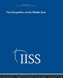 Download The Geopolitics of the Middle East Book