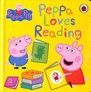 Peppa Pig  Peppa Loves Reading