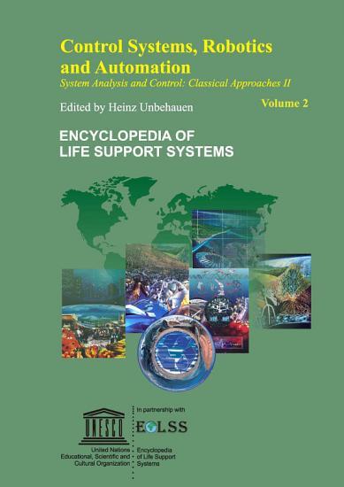CONTROL SYSTEMS  ROBOTICS AND AUTOMATION   Volume II PDF