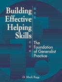 Building Effective Helping Skills PDF