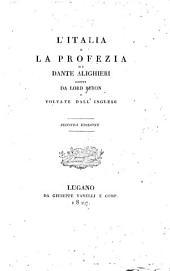 L'Italia e La profezia di Dante Alighieri