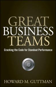 Great Business Teams Book