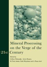 Mineral Processing on the Verge of the 21st Century PDF