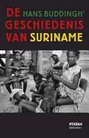 De geschiedenis van Suriname PDF