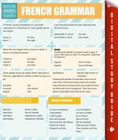 French Grammar (Speedy Study Guides)