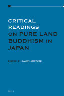 Critical Readings on Pure Land Buddhism in Japan
