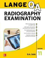LANGE Q A Radiography Examination  11th Edition PDF