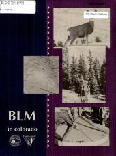 BLM in Colorado