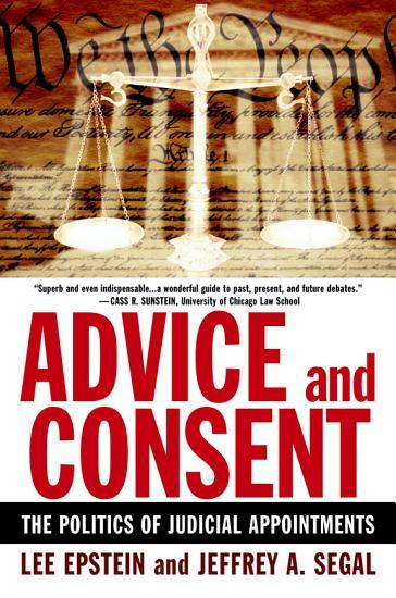 Advice and Consent PDF
