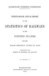 Annual Report on Transport Statistics in the United States