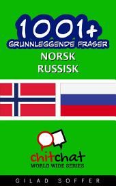 1001+ grunnleggende fraser norsk - russisk