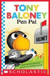 Tony Baloney Pen Pal Book PDF
