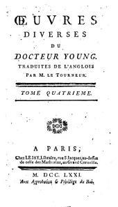 Oeuvres diverses du docteur Young: Volume3