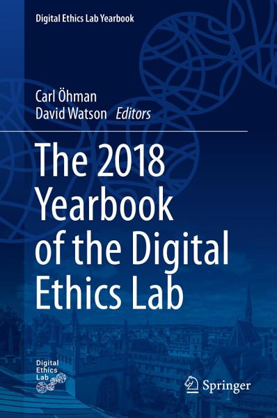 The 2018 Yearbook of the Digital Ethics Lab PDF