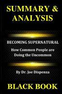 Summary and Analysis PDF