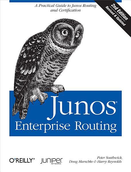 Junos Enterprise Routing