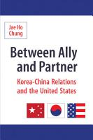 Between Ally and Partner PDF