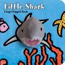 Little Shark  Finger Puppet Book
