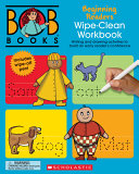 Bob Books - Wipe-Clean Workbook: Beginning Readers Phonics, Ages 4 and Up, Kindergarten (Stage 1: Starting to Read)