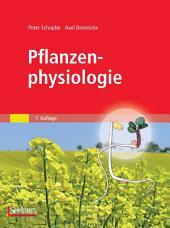 Pflanzenphysiologie: Ausgabe 7