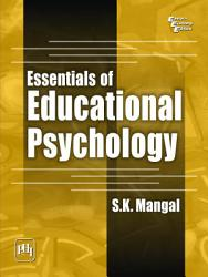 Essentials Of Educational Psychology Book PDF