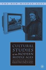 Cultural Studies of the Modern Middle Ages