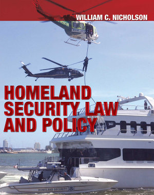 Homeland Security Law and Policy PDF