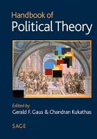 Handbook of Political Theory PDF