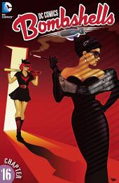 DC Comics: Bombshells (2015-) #16