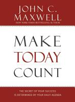 Make Today Count PDF