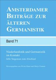Niederlandistik und Germanistik im Kontakt PDF