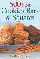 500 Best Cookies  Bars   Squares