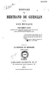 Histoire de Bertrand du Guesclin et de son époque